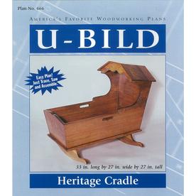 Wood Cradle Plans