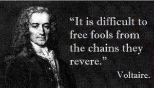 Free fools