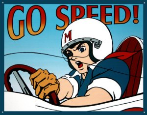 Go Speed Racer